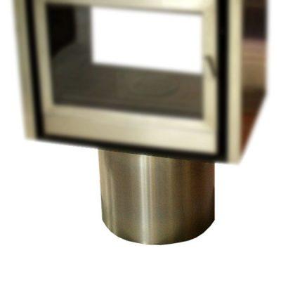 chimenea-leña-vista-base-redonda-inox